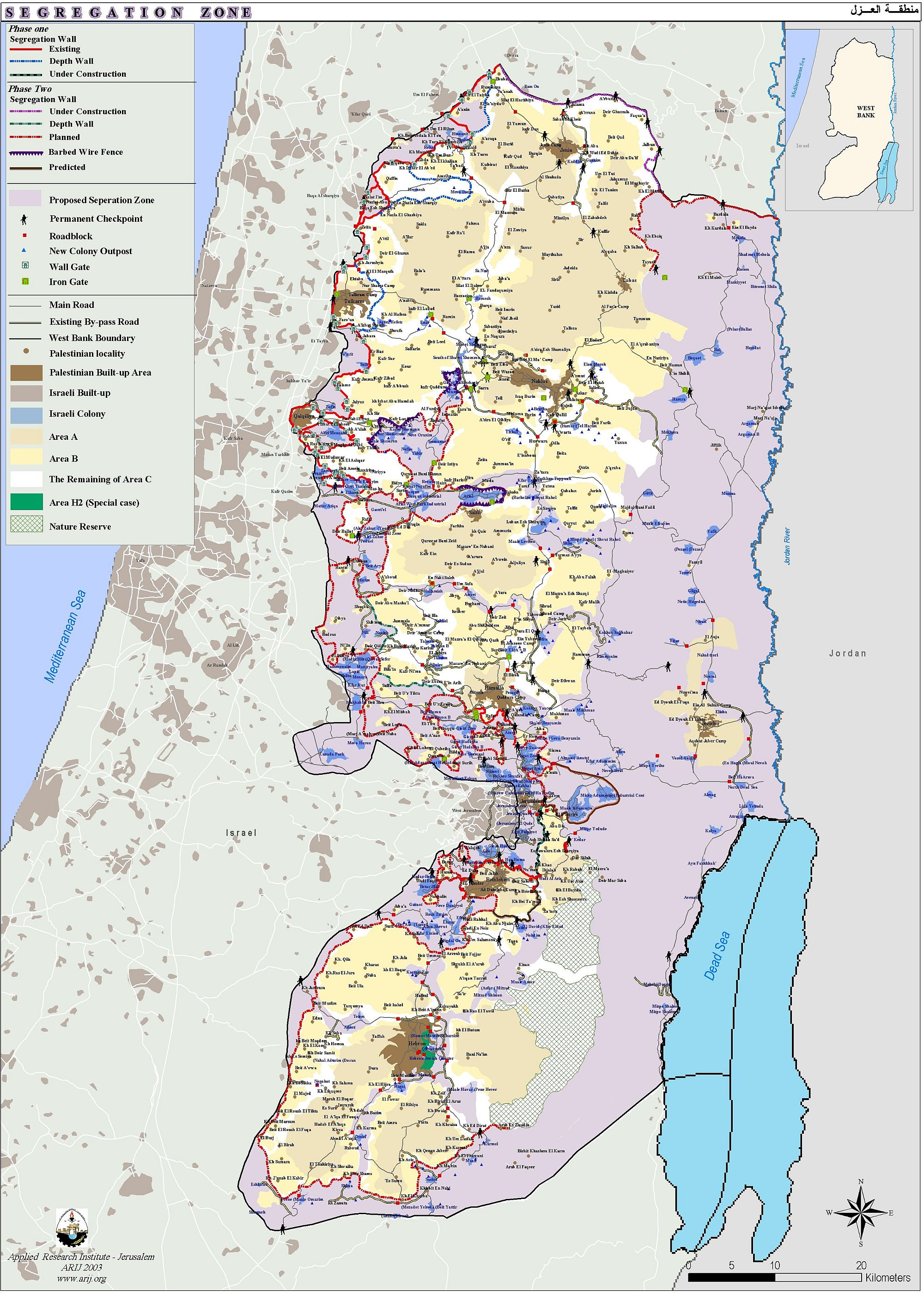 Historical Maps Of Israel And Palestine - Maps of israel